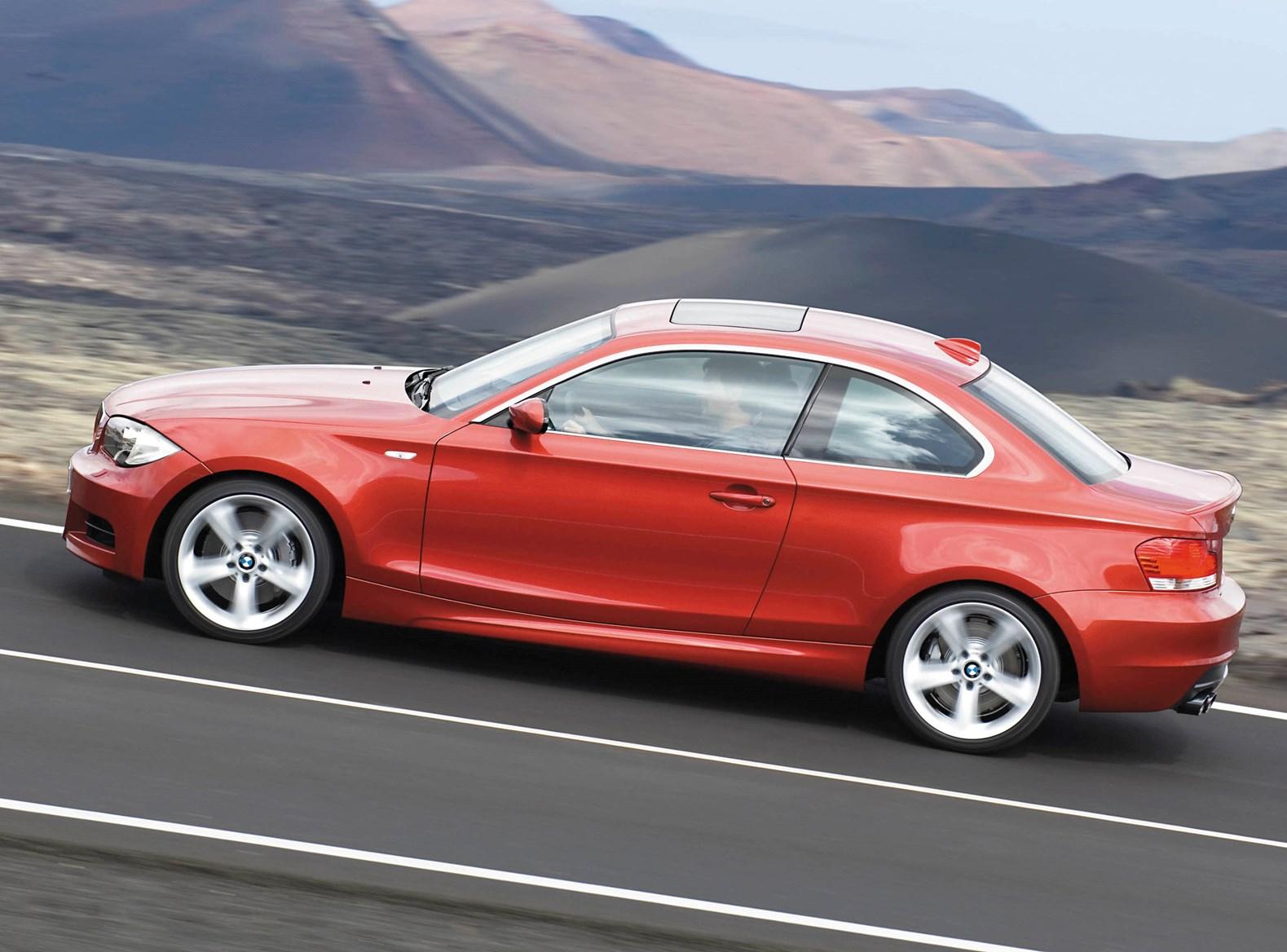BMW 1-Series Coupé Review (2007 - 2013) | Parkers
