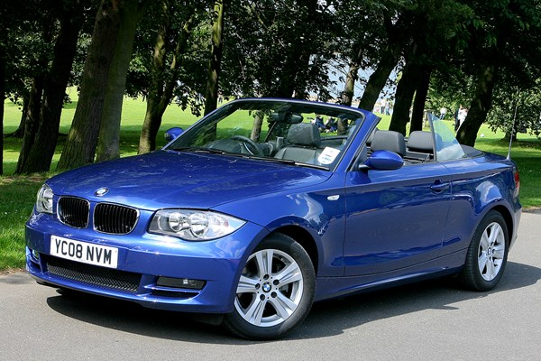 Bmw 1 Series Convertible From 2008 Used Prices Parkers