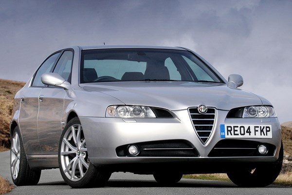 Alfa Romeo 166 Saloon Review 1999 2005 Parkers