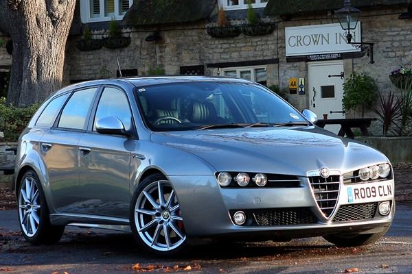 Alfa Romeo 159 Sportwagon Review 2006 2011 Parkers
