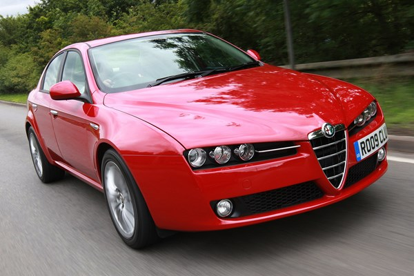 Alfa Romeo 159 Saloon Review 2006 2011 Parkers