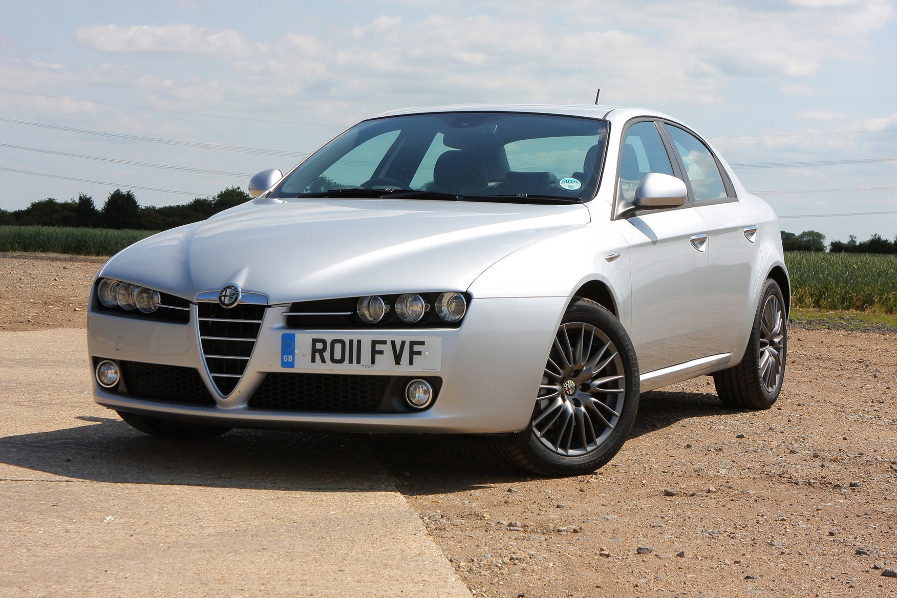 alfa romeo 159 saloon 2006 2011 photos parkers. Black Bedroom Furniture Sets. Home Design Ideas