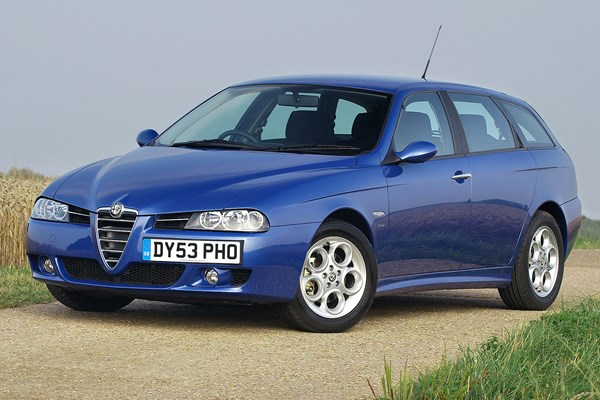Alfa Romeo 156 Sportwagon Review (2000 - 2005) | Parkers