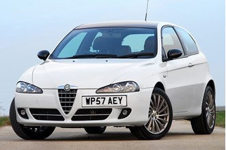alfa romeo 147 hatchback from 2001 owners reviews parkers rh parkers co uk Alfa Romeo 8C Competizione Alfa Romeo SUV