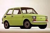 Fiat 126 Saloon