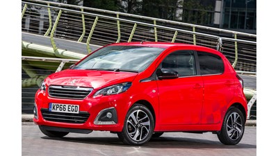 Peugeot 108 Hatchback Allure 1.0 72 (05/2018 on) 5d