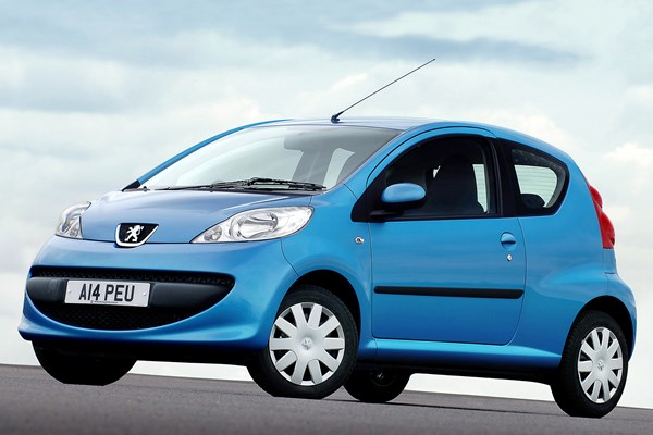 Peugeot 107 (2005 - 2014) Used Prices