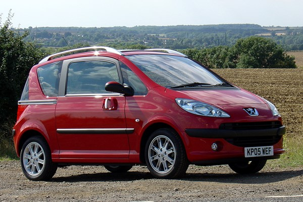 Peugeot 1007 (2005 - 2009) Used Prices