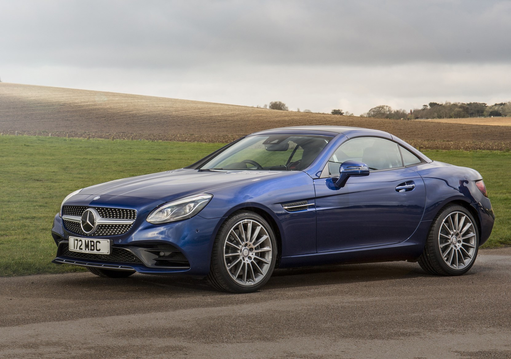 Mercedes-Benz SLC-Class Convertible (2016 - ) Photos