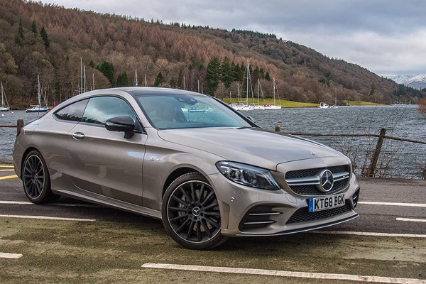 Mercedes-Benz C-Class Coupé (2015 onwards) Used Prices
