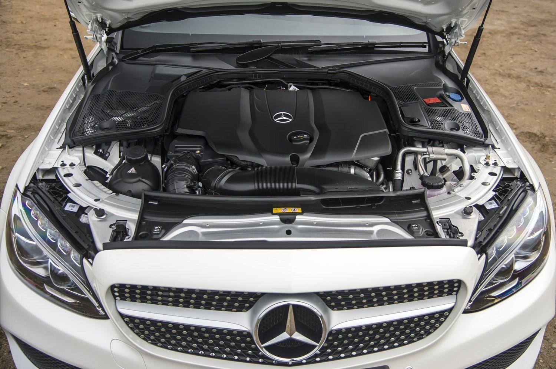 Mercedes Benz C Class Coup Review 2015 Parkers