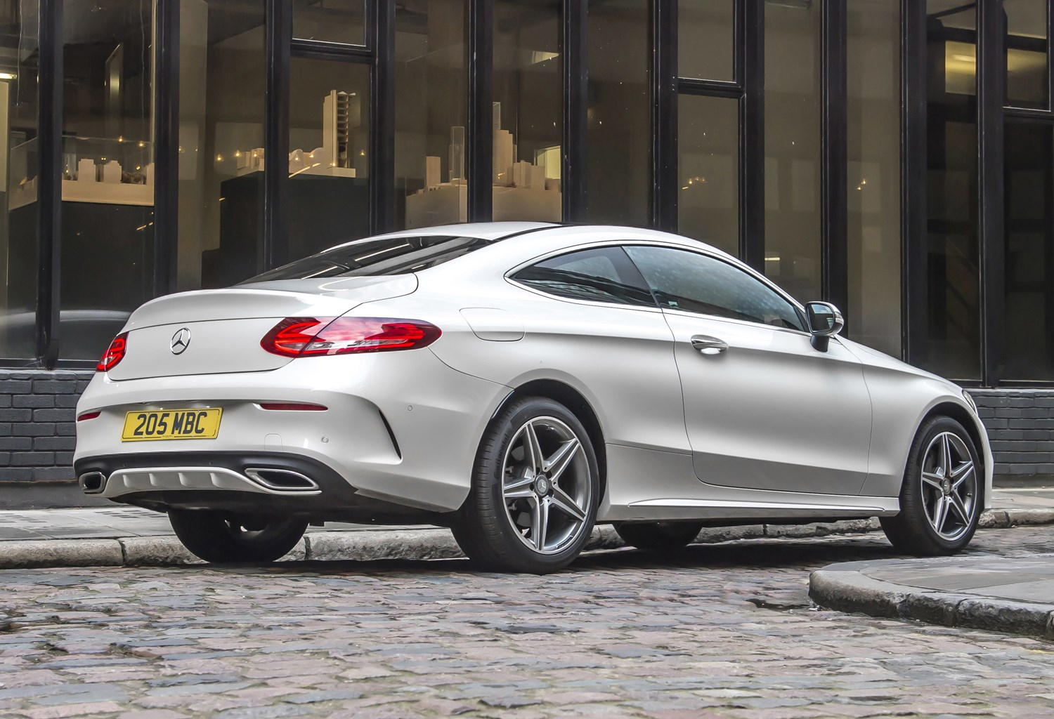 Mercedes Benz C Cl Coupe 2016 Static Exterior