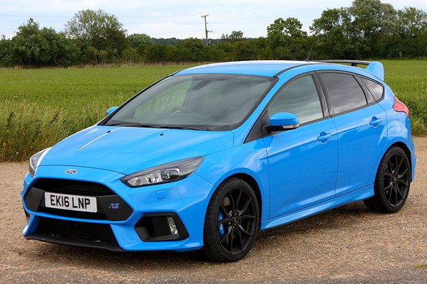 Ford Focus Rs 2016 2018 Used Prices