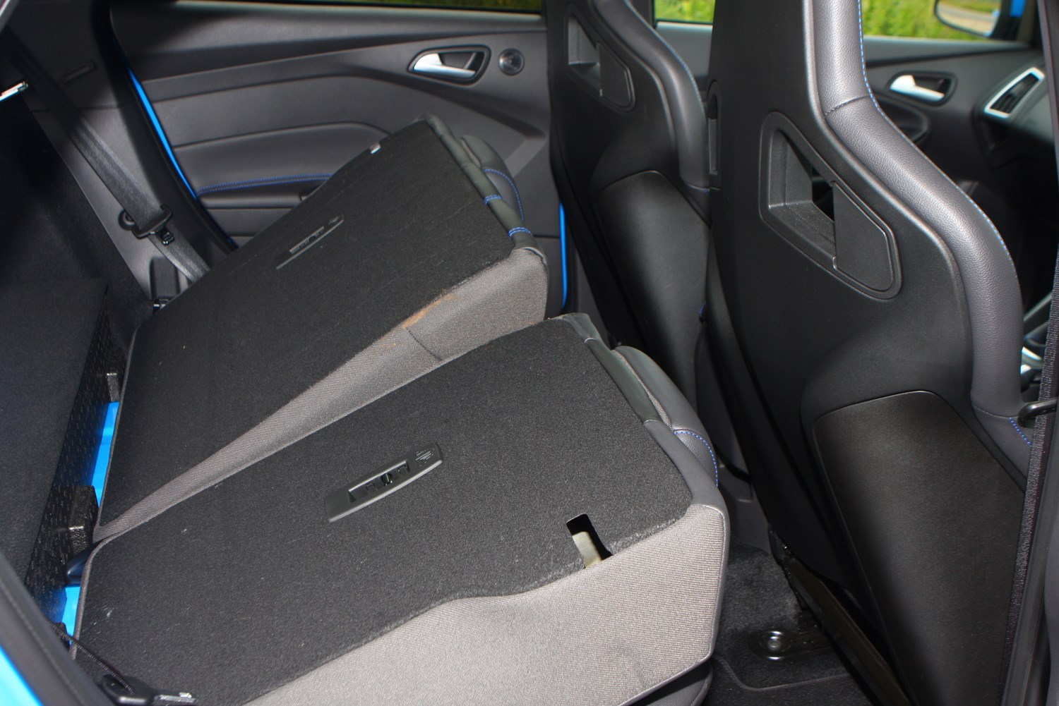 Ford Focus Rs  Interior Gallery