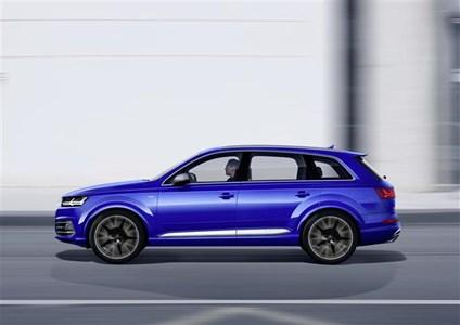 Audi Q7 3 0 TDI: goodbye   Parkers