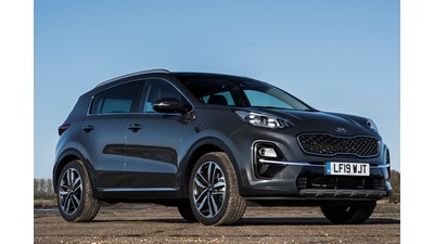 Kia Sportage Estate 1 1.6 GDi 130bhp ISG (08/2018 on) 5d