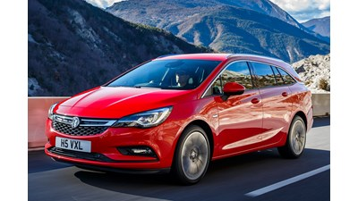 Vauxhall Astra Sports Tourer Design 1.6CDTi (110PS) Ecotec 5d