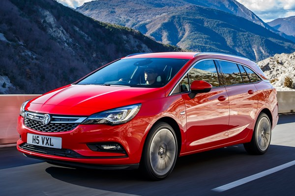 Vauxhall Astra Sports Tourer (2016 onwards) Used Prices