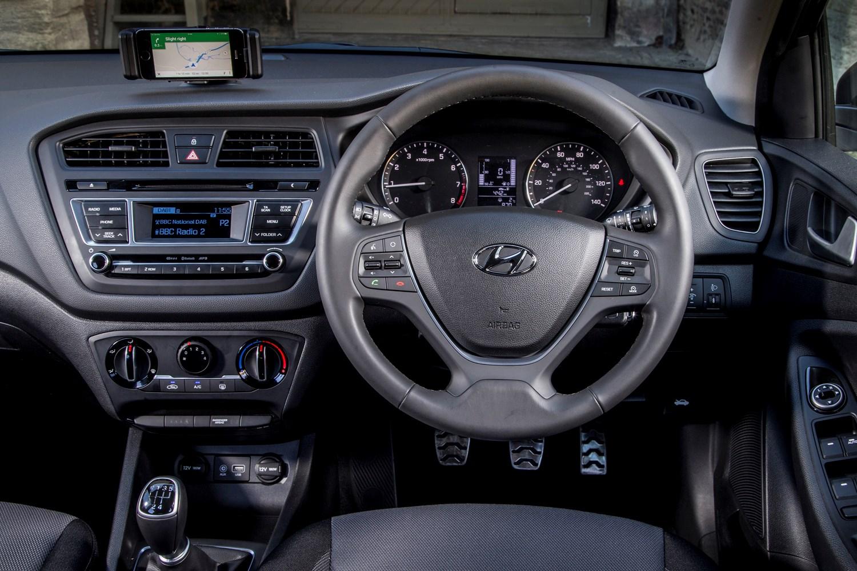 Hyundai I20 Diesel Review Car Reviews 2018 Ix20 Wiring Diagram Active 2016 Parkers