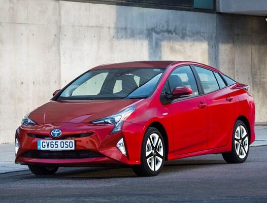 Toyota 2015 Prius Main Image