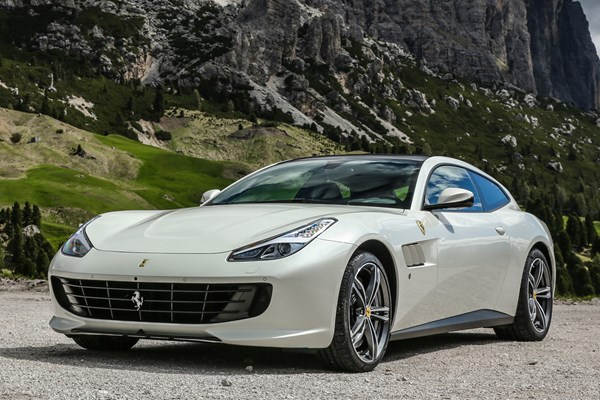 Ferrari GTC4Lusso Coupe (16 on) - rated 4.2 out of 5