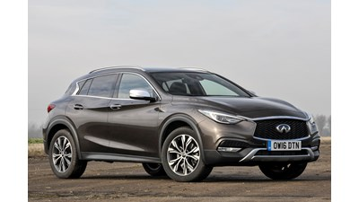 Infiniti QX30 SUV Luxe Tech (Glass pack) 2.2d 7DCT auto AWD 5d