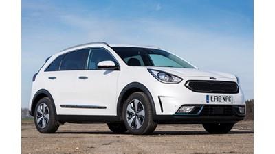 Kia Niro SUV 2 1.6 GDi 1.56kWh lithium-ion 139bhp DCT auto Self-Charging Hybrid 5d