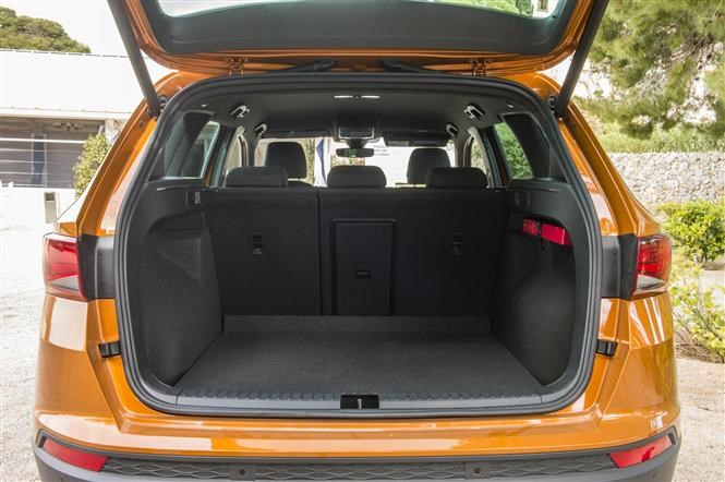 seat ateca review features safety and practicality parkers. Black Bedroom Furniture Sets. Home Design Ideas