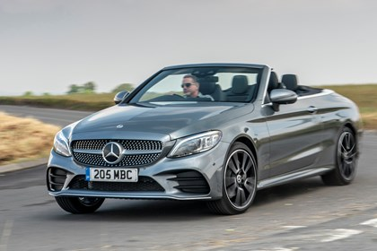 Mercedes Benz C Class Cabriolet (2016 Onwards) Used Prices