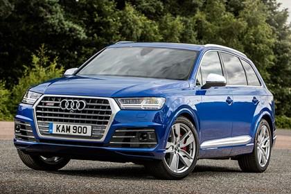 Audi Q Reviews Parkers - Audi q7 review