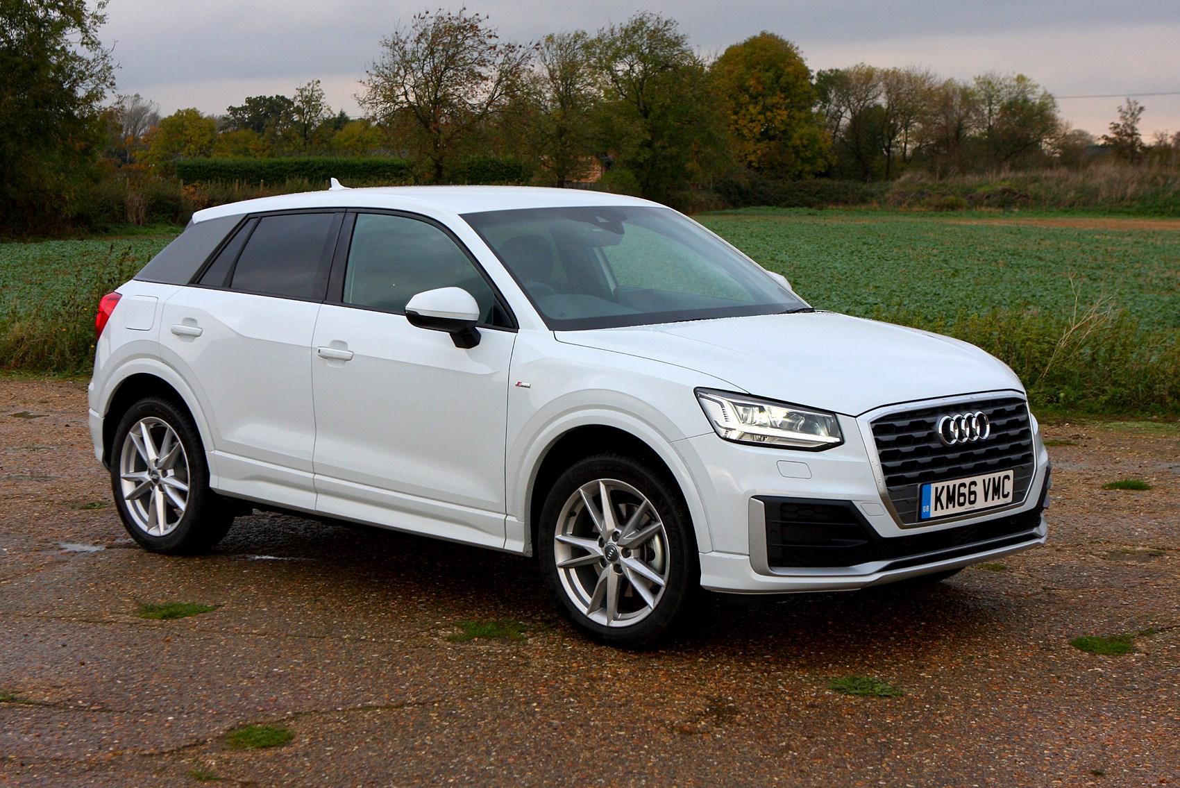 Audi Q Company Car Tax