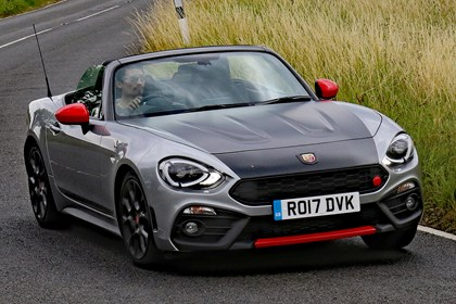 Fiat 124 spider abarth specifications