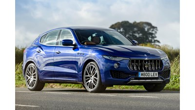 Maserati Levante SUV S GranSport auto (08/2017 on) 5d