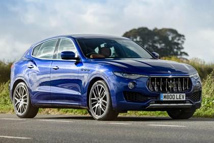 Maserati Levante Suv 2016 Onwards