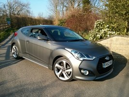 Owners Reviews: Hyundai Veloster Hatchback 2012 1 6 T-GDi