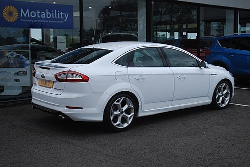 Owners Reviews Ford Mondeo Hatchback  Tdci Bhp Edge  D Powershift Parkers
