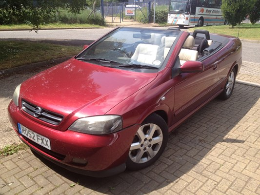 Owners Reviews Vauxhall Astra Convertible 2001 18 16v 2d Parkers