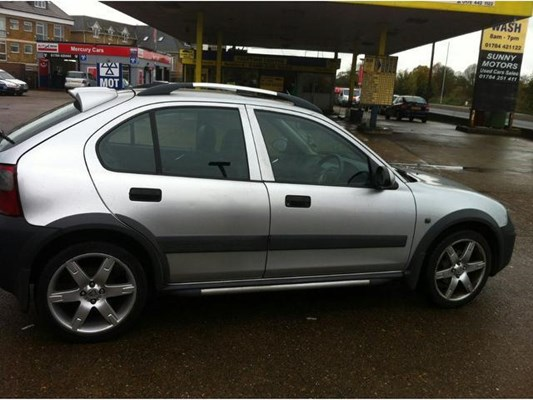 Owners Reviews Rover Streetwise Hatchback 2003 14 S 103ps 5d 04