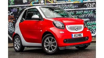 Smart Fortwo Cabriolet 0.9 Turbo Prime 2d