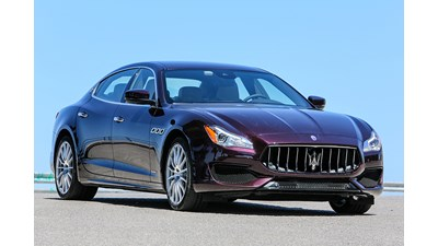 Maserati Quattroporte Saloon S GranSport auto (08/17 on) 4d