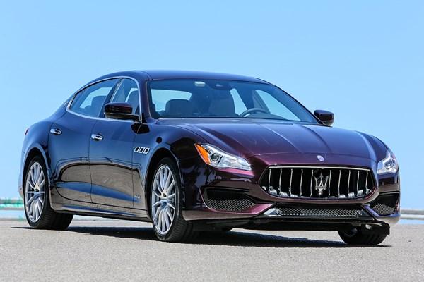 Maserati 2017 Quattroporte