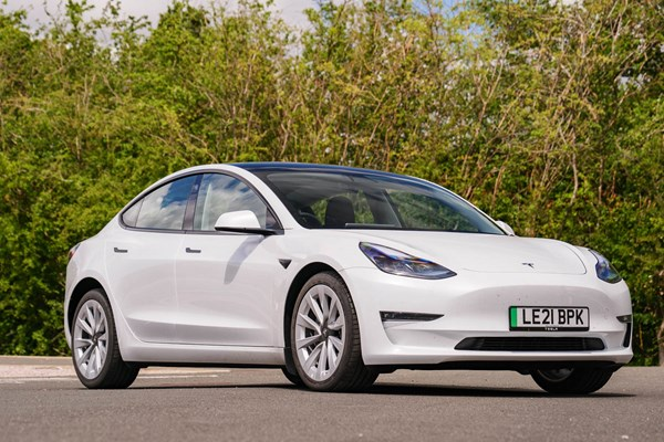 Tesla Model 3 (16 on) - rated 4 out of 5