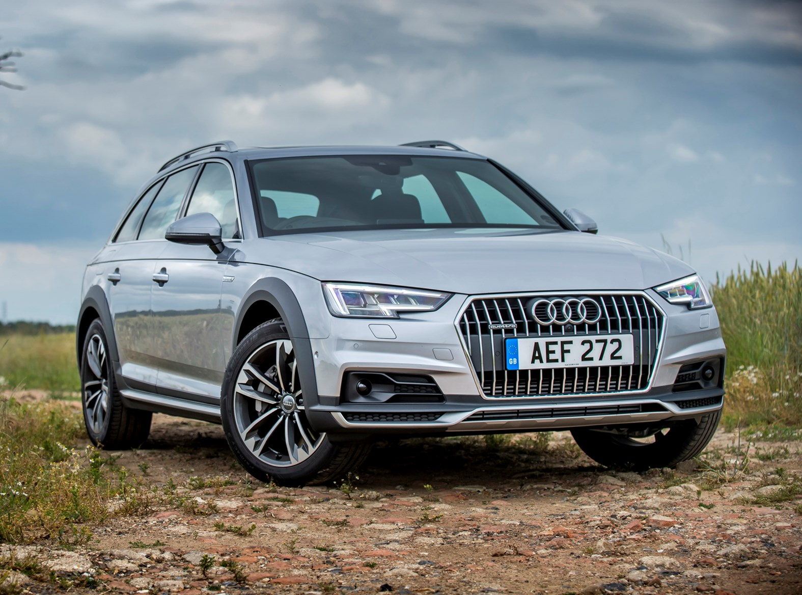 Audi A4 Allroad 2016 Photos Parkers