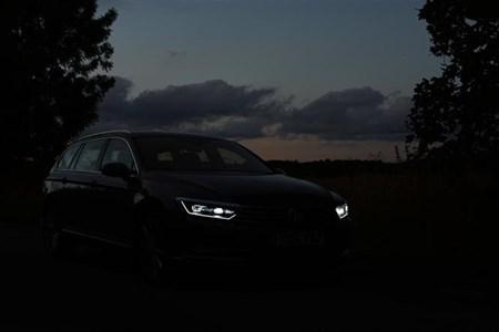 Volkswagen Passat Estate Auf Wiedersehen Passat Parkers