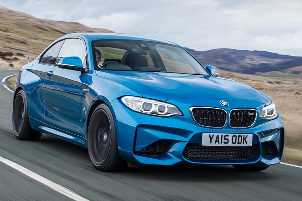 bmw 2 series m2 from 2016 used prices parkers. Black Bedroom Furniture Sets. Home Design Ideas