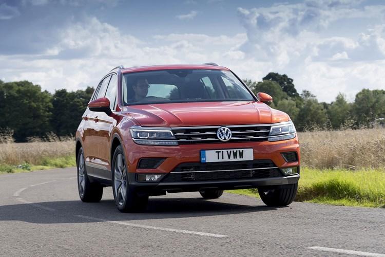 Volkswagen Tiguan PCP deal