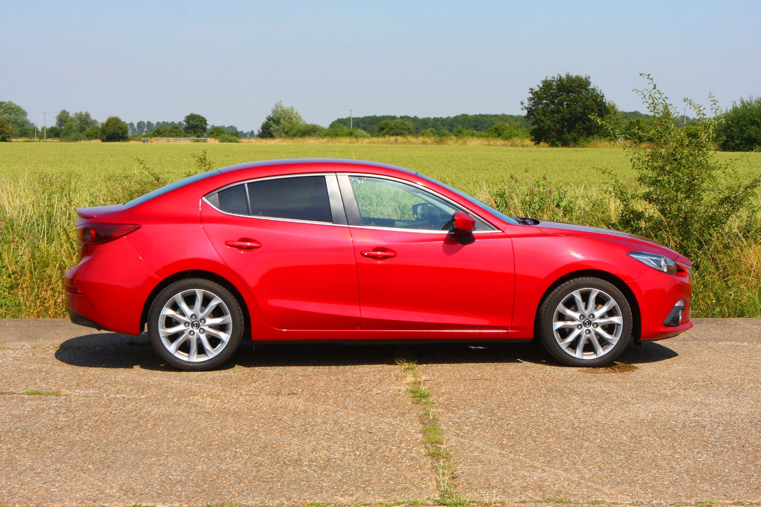 Mazda 3 Fastback 2013 Photos Parkers