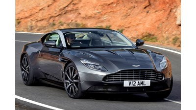Aston Martin DB11 Coupe V12 2d Touchtronic Auto
