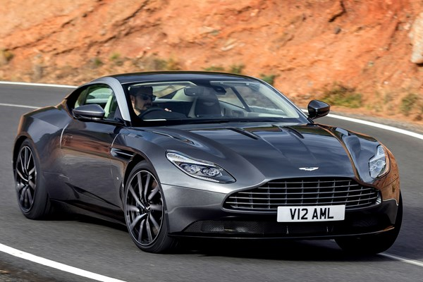 Aston Martin DB11 Coupe (16 on) - rated 4 out of 5