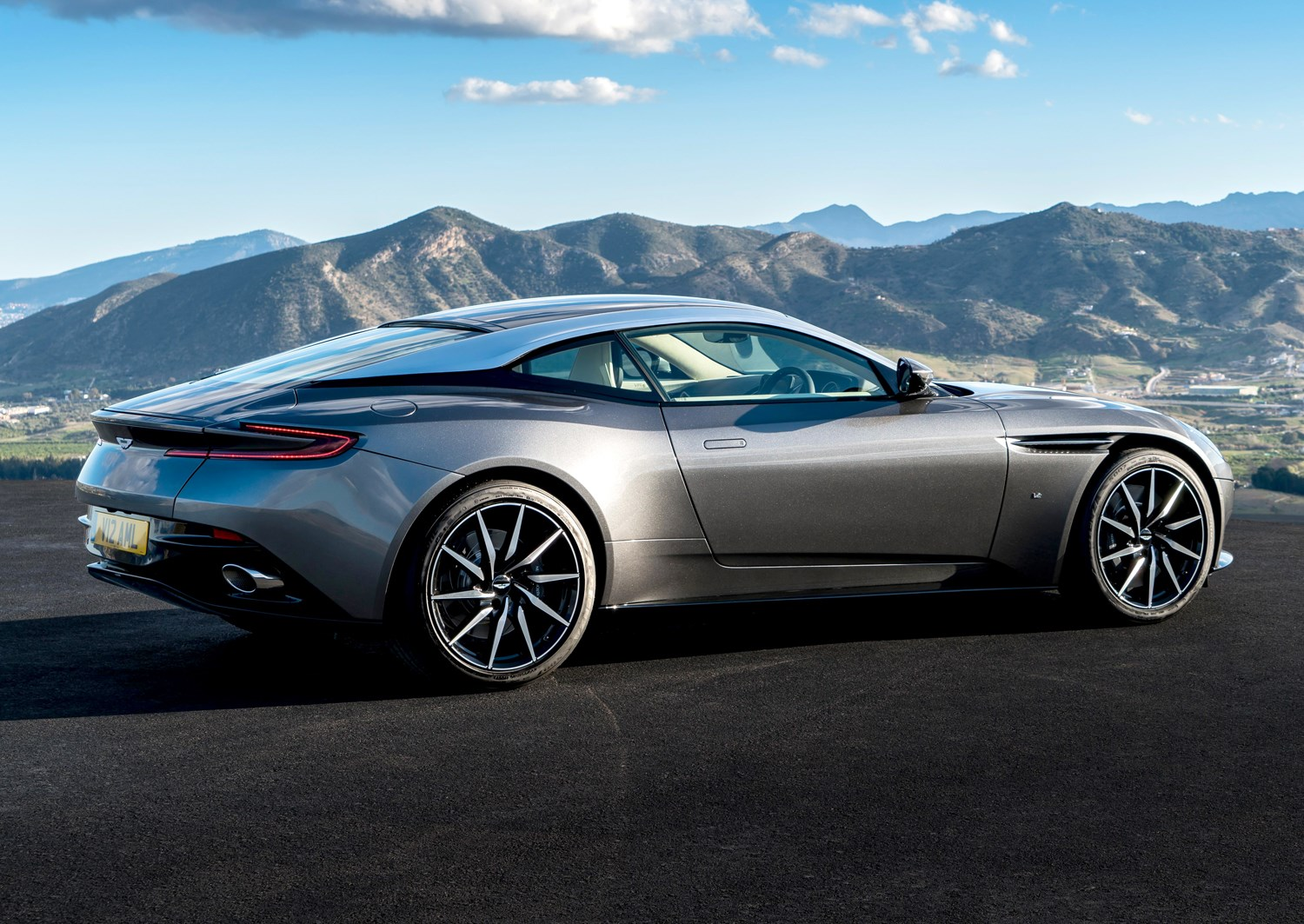 Aston Martin Used Car Ad >> Aston Martin DB11 Coupe (2016 - ) Photos | Parkers
